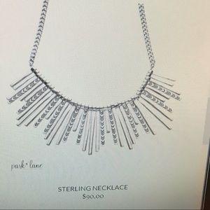 Parklane Sterling Necklace
